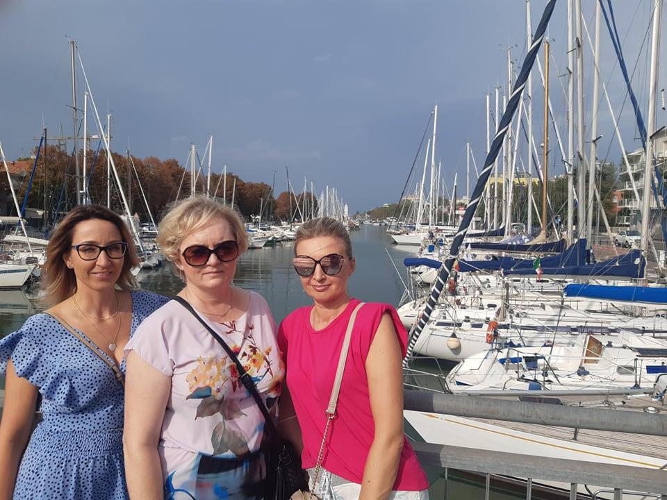 Zdjęcie nr 1 z wizyty monitorującej w Rimini